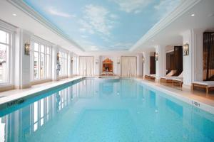 The swimming pool at or near InterContinental Amstel Amsterdam