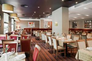A restaurant or other place to eat at Holiday Inn Moscow Suschevsky
