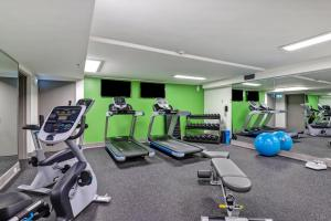 The fitness center and/or fitness facilities at Holiday Inn - Ottawa Dwtn - Parliament Hill