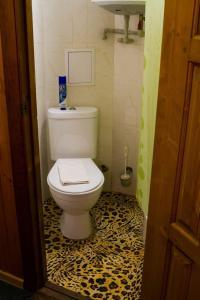 Ванная комната в Поместье Холодный Ручей