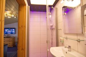 Ванная комната в Esprit Hotel
