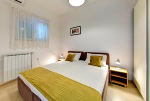 Postelja oz. postelje v sobi nastanitve Villa Katarina Dubrovnik