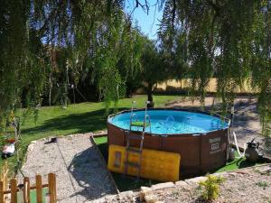 The swimming pool at or close to Casa Selegna