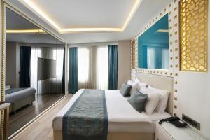 Гостиная зона в Great Fortune Hotel & Spa