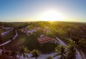A bird's-eye view of Rumors Resort Hotel
