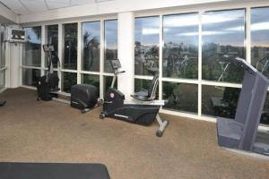 The fitness centre and/or fitness facilities at TOPS'L Beach Manor II