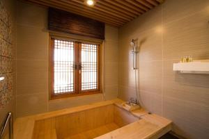Ванная комната в Gyeongwonjae Ambassador Incheon Associated with Accor