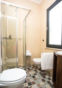 Bagno di Villa Lucrezio Resort