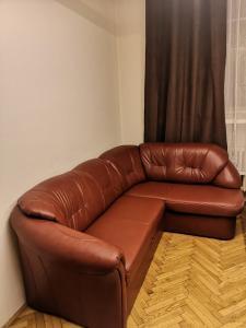 Ein Sitzbereich in der Unterkunft Center, 2+1 rooms, Prague 1, walk to Wenceslas Square