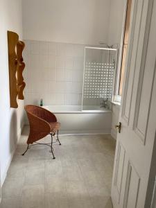 A bathroom at The Georgian House