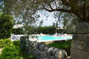 The swimming pool at or near Serravalle Relais & Country Villa with private pool - Esclusive use