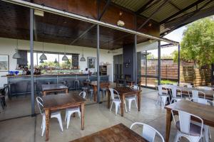 A restaurant or other place to eat at Cradle Boutique Hotel