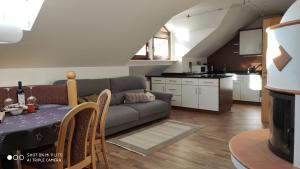 Küche/Küchenzeile in der Unterkunft Apartment Manuel