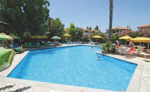The swimming pool at or close to Hydrele Beach Hotel & Village