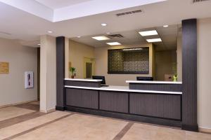 The lobby or reception area at Candlewood Suites Kenedy