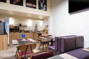مطعم أو مكان آخر لتناول الطعام في Quality Hotel Toulouse Centre