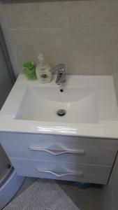 A bathroom at Apartment Iva