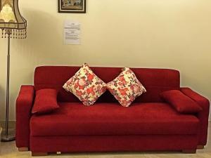 Zona de estar de Gleem Luxury Apartments