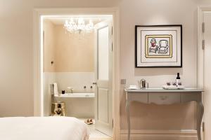 Ванная комната в Hotel Sans Souci Wien