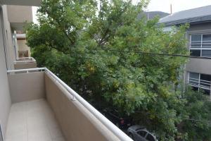 A balcony or terrace at Apart del Convento
