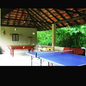 Table tennis facilities at The Road's End or nearby