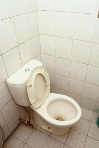 A bathroom at Unique Guesthouse