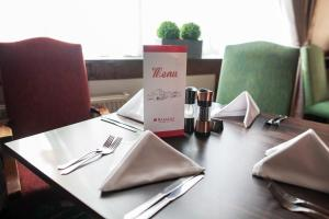 A restaurant or other place to eat at Ramada Birmingham/Sutton Coldfield