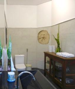 Um banheiro em Gloc Villa