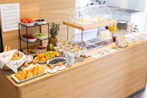 Essen im Bed & Breakfast oder in der Nähe
