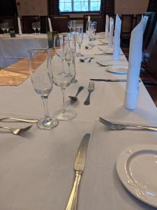 A restaurant or other place to eat at Glazert Country House Hotel