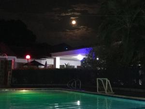 Piscine de l'établissement Hotel Villa Ricaurte ou située à proximité