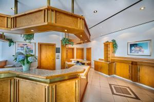 Lobby/Rezeption in der Unterkunft Hotel Gasthof zur Post