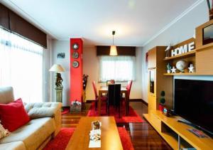 Posezení v ubytování Apartamento Plaza Perillana