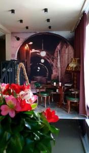 A restaurant or other place to eat at Boutique Hotel Dacha Lanzheron