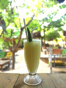 Drinks at Sagando Hostel & Bungalows Zanzibar