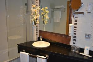 A bathroom at SPA Sercotel Odeón