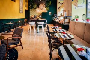 Ресторан / где поесть в Aparthotel Adagio Vienna City