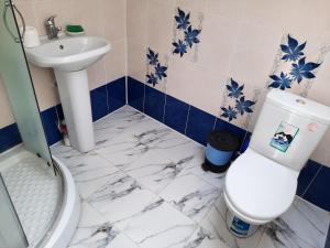 Ванная комната в Уютный Двор Зои Николаевны