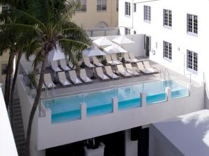 The swimming pool at or near Hotel Breakwater South Beach