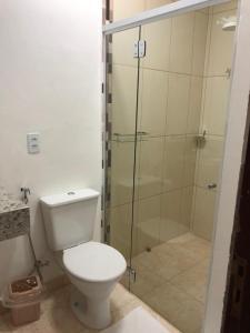 A bathroom at Hotel Colorado