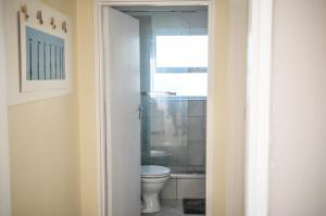 A bathroom at Langebaan-On-Sea