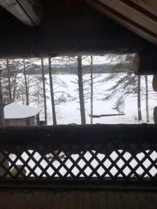 Kelola Cottage talvella