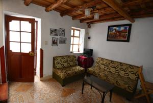 Zona de estar de Cusco Centro Histórico Dept. Ruth