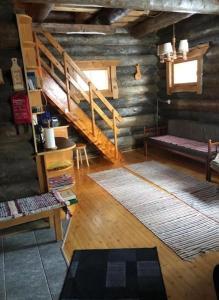 Majoituspaikan Kelola Cottage aula tai vastaanotto
