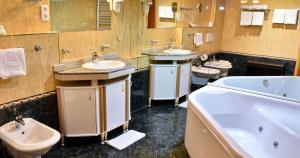 Kupaonica u objektu Hotel Park