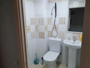 Ванная комната в Гоcтевой дом Twelve