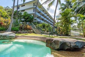 The swimming pool at or near Frangipani 103 - Hamilton Island