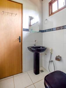 Un baño de Templários EcoVilla