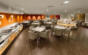 مطعم أو مكان آخر لتناول الطعام في فندق صن واي جورجتاون بينانغ