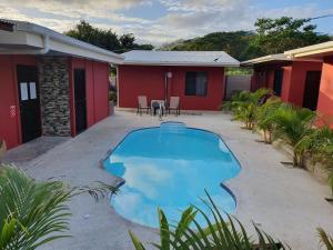 The swimming pool at or near Villas Bahia Salinas
